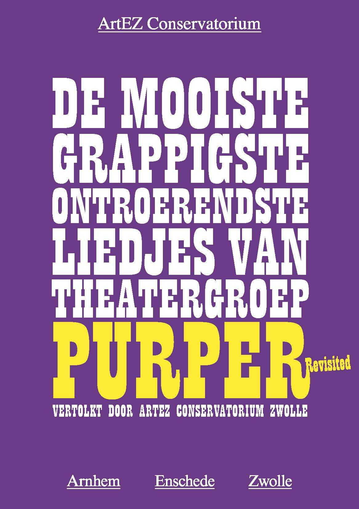 Purper Revisited