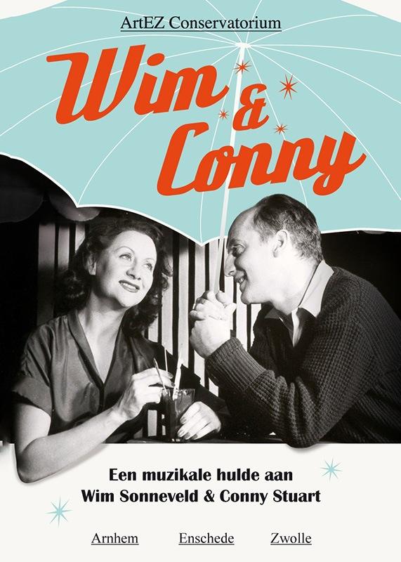 Wim Sonneveld & Conny Stuart